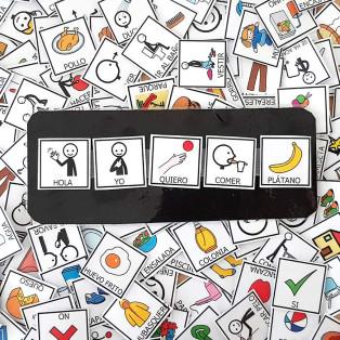 Onglet : recherche de pictogrammes